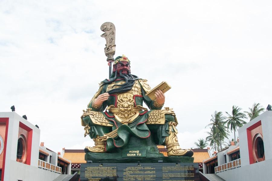 Джип-сафари «Панорамный», остров Самуи, Таиланд