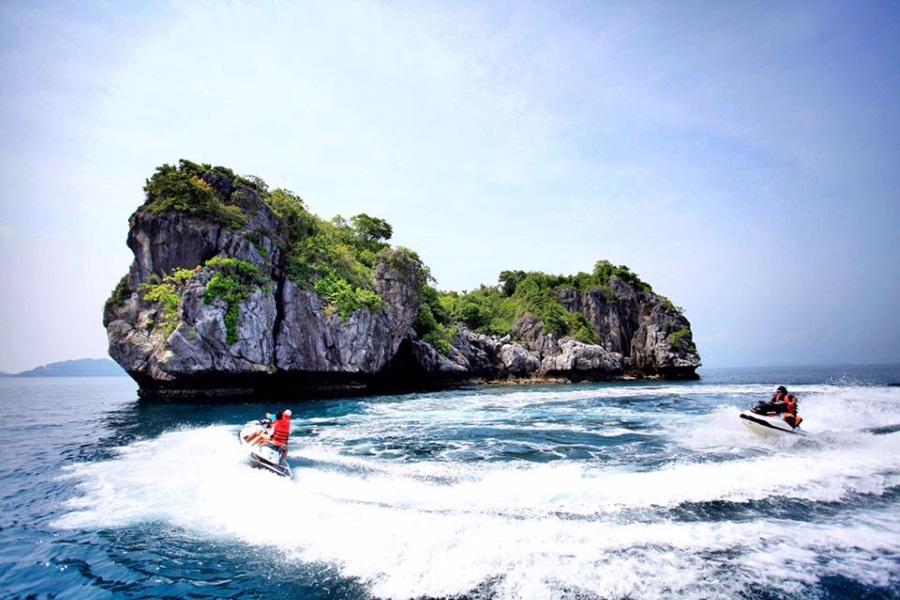 Круиз «7 островов», остров Самуи, Таиланд