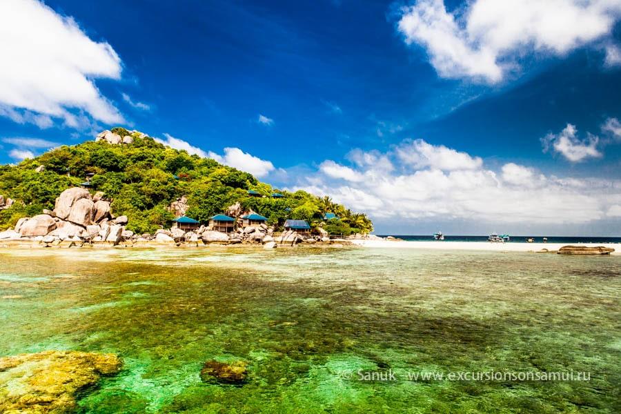 Экскурсия на Ко Тао на скоростном катере с Самуи и Пангана, остров Самуи, Таиланд