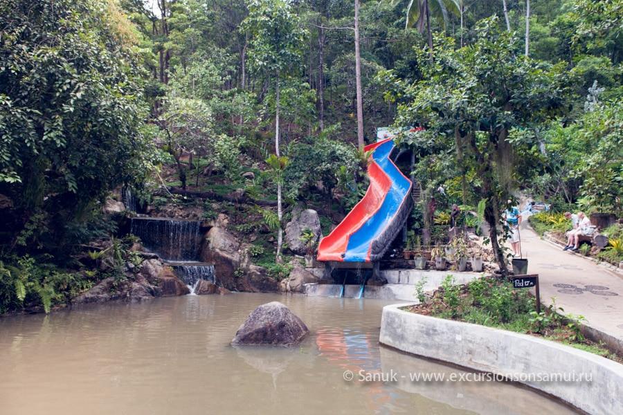Приключенческий тур для активных людей — Буп-буп сафари, остров Самуи, Таиланд