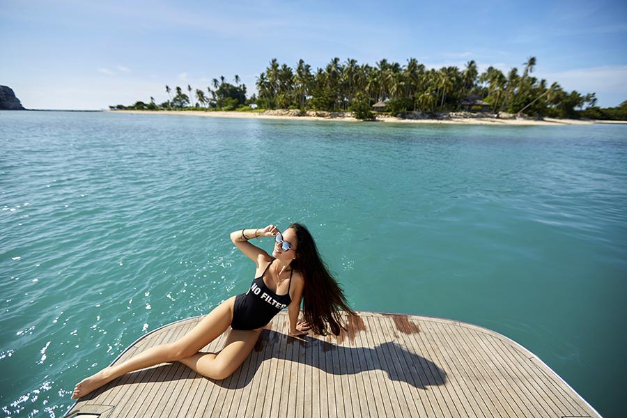 Моторная яхта «Absolute», остров Самуи, Таиланд