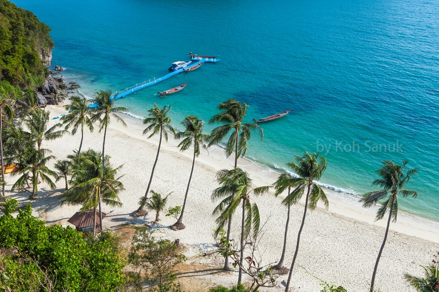 Тур в Ангтонг «Пять звёзд», остров Самуи, Таиланд