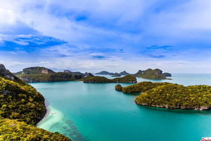 Премиум тур в Ангтонг — Happy Samui, остров Самуи, Таиланд