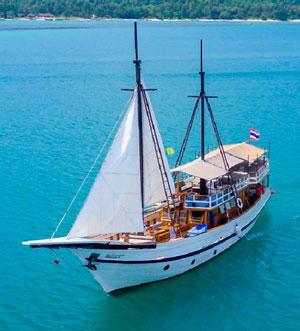 Baidee Yacht, Koh Samui