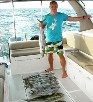 Лучшая рыбалка на Самуи!