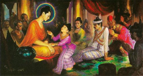 Сын Будды