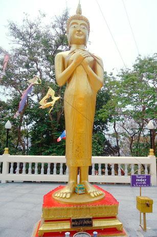 Будда воскресенья
