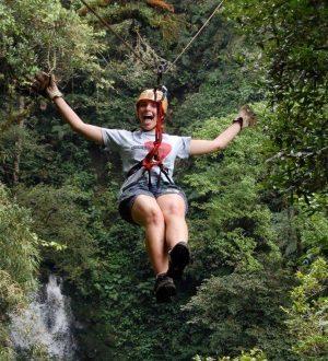 Canopy adventure, Самуи