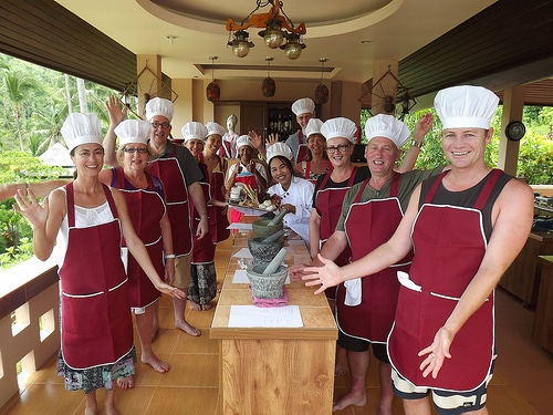Кулинарные курсы тайской кухни от Чаниты, остров Самуи, Таиланд