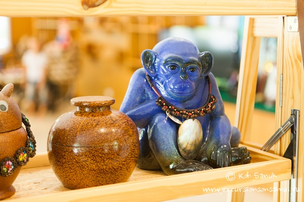 Музей кокоса, остров Самуи, Таиланд