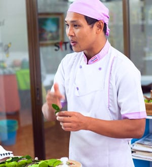 Кулинарные курсы SITCA на о. Самуи