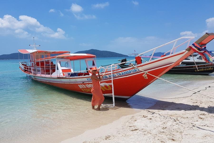 Снорклинг-тур к коралловому рифу на о. Тан, остров Самуи, Таиланд