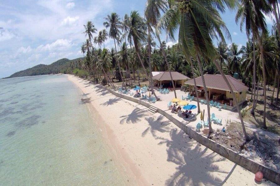 Круиз на о. Тан «Green peace island» с обедом во французском ресторане, остров Самуи, Таиланд