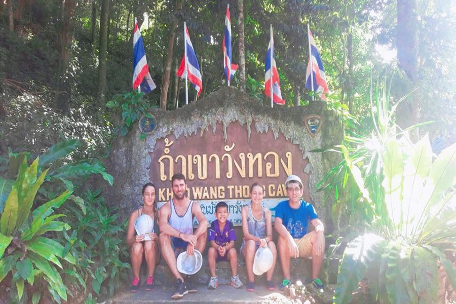 Легенды Канома — розовые дельфины, водопады и пещеры, остров Самуи, Таиланд