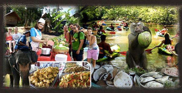 """Эко-тур """"В мире тайской природы""""от Намуанг сафари парка, остров Самуи, Таиланд"""