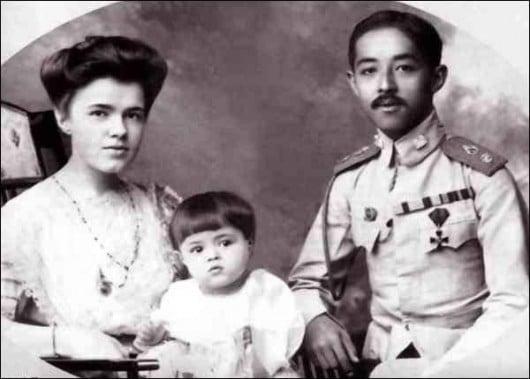 Екатерина Десницкая - принцесса Таиланда