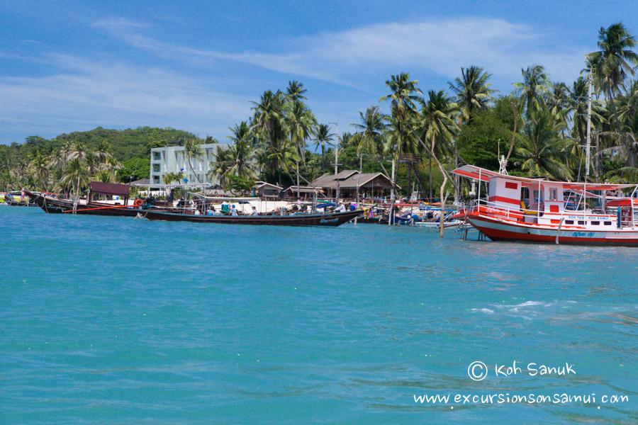 Эко тур на остров Тан, остров Самуи, Таиланд