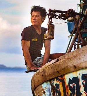 Рыбак - о. Самуи, Майнам