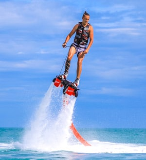 Fly board, Koh Samui