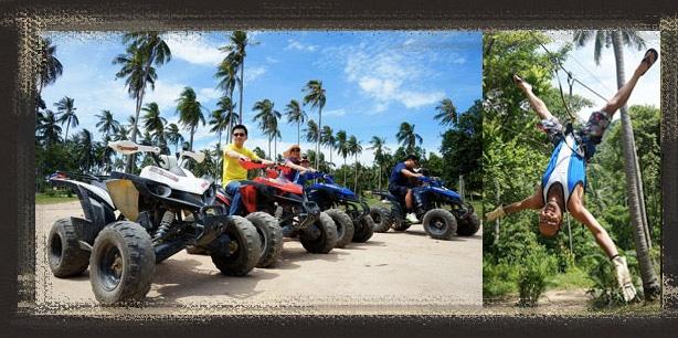Самуйские приключения, остров Самуи, Таиланд
