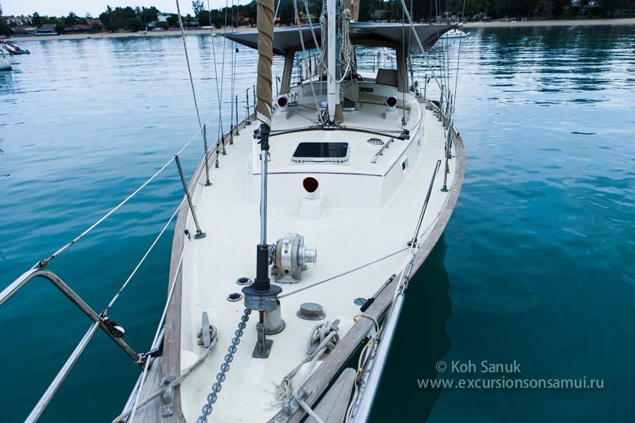 Парусная яхта «Geronimo», остров Самуи, Таиланд