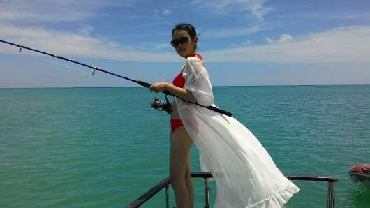 Круизы и рыбалка на моторной яхте «Chonticha», остров Самуи, Таиланд