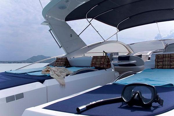 Морские прогулки на яхте «Hip Horizons», остров Самуи, Таиланд