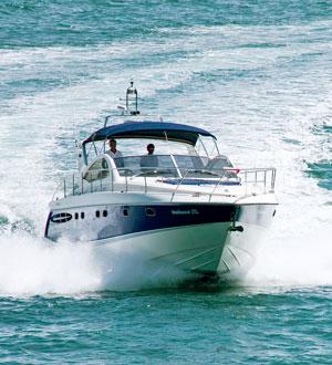 Моторная яхта Hip Horizons, о. Самуи