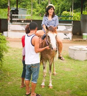 Катание на лошадях, о. Самуи