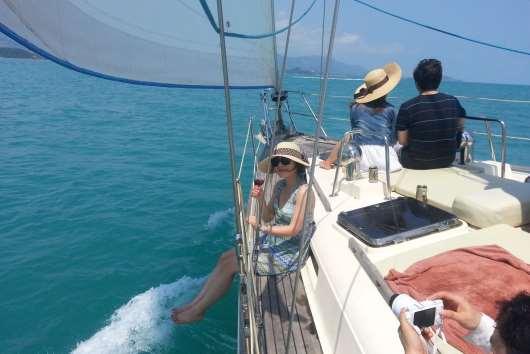 Круизы на яхте «Independence», остров Самуи, Таиланд