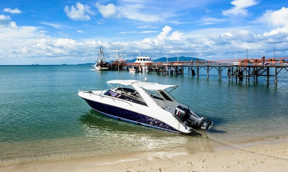 Индивидуальные туры на скоростном катере, остров Самуи, Таиланд