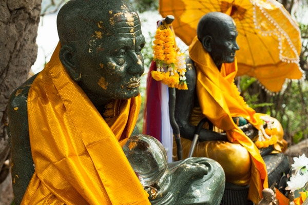 Легенды Канома, остров Самуи, Таиланд