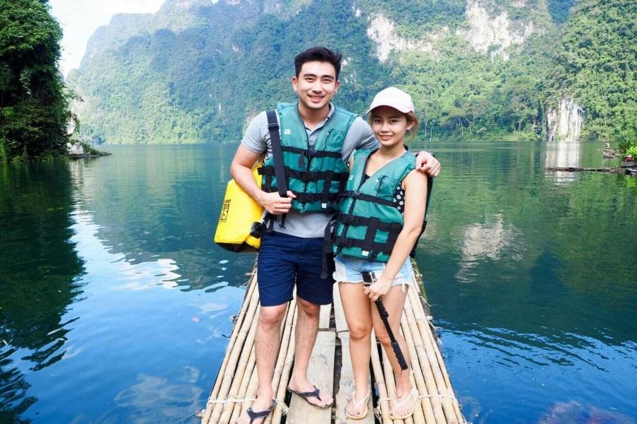 Тур в Као Сок на озеро Чео Лан c проживанием, остров Самуи, Таиланд