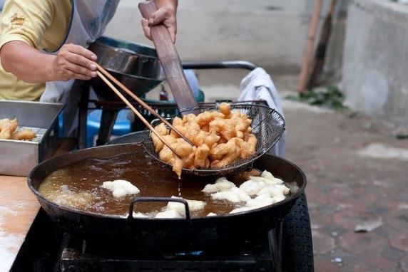 Хромосомные пончики Па Тонг Го