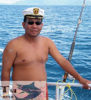 Морская рыбалка от Mr. Tu, о. Самуи