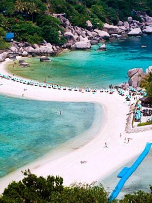 Остров Koh Nang Yuan