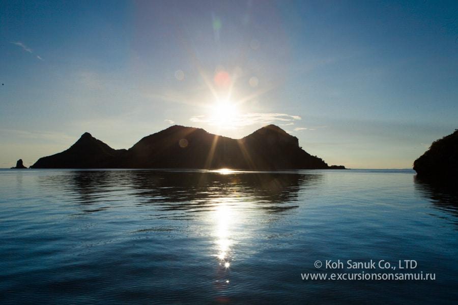 Многодневные круизы с о. Самуи на парусном катамаране «Nautiness II», остров Самуи, Таиланд