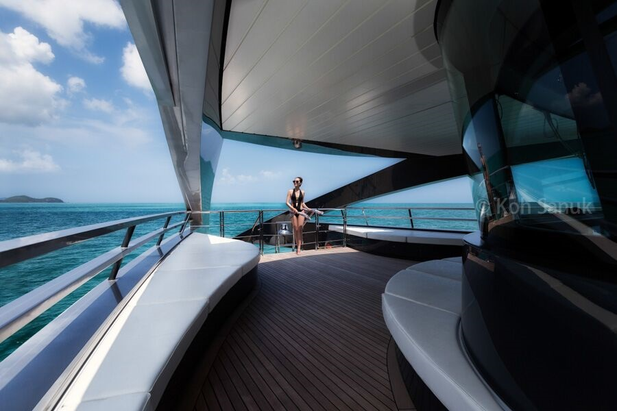 Приватные круизы на яхте Ocean Emerald по юго-восточной Азии, остров Самуи, Таиланд