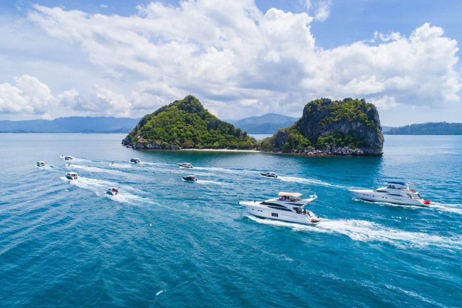 Скоростные катера класса «Премиум», остров Самуи, Таиланд