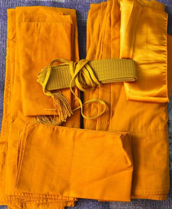 Одежда буддиского монаха
