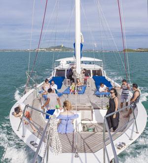 Яхта O'Lina