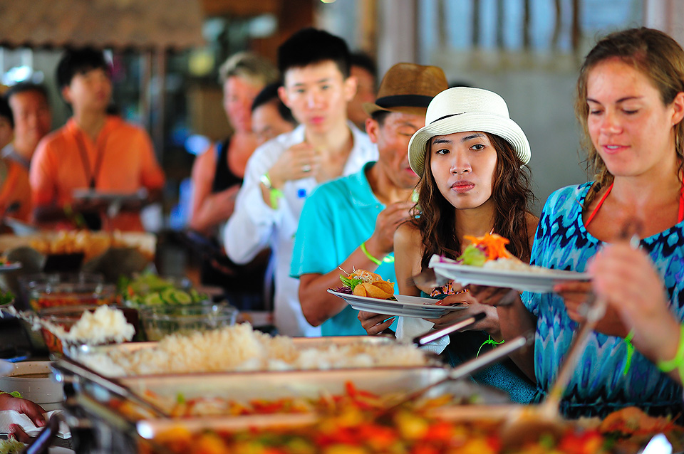 Круиз на целый день на о. Тао на катамаране Lomprayah, остров Самуи, Таиланд
