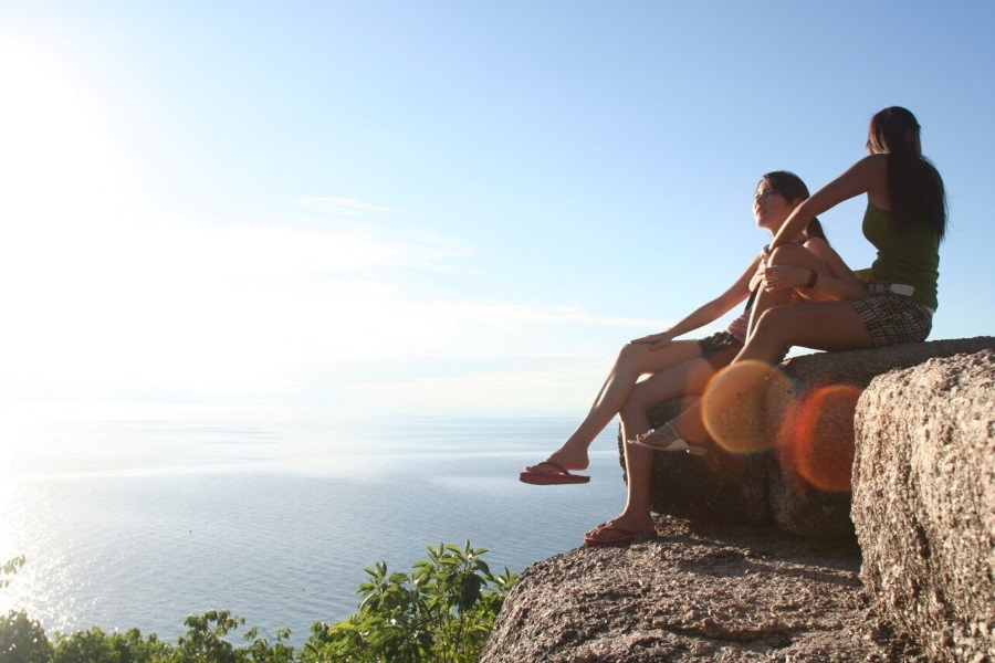Романтический тур с ночевкой на острове Нанг Юань, остров Самуи, Таиланд
