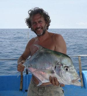 Рыбалка на Пангане