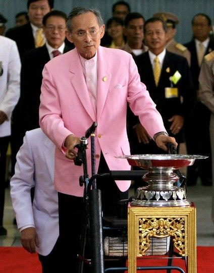 розовые рубашки в честь Короля