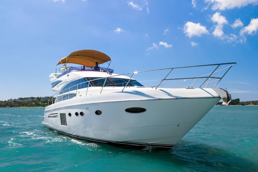 Яхта Princess 64, остров Самуи, Таиланд