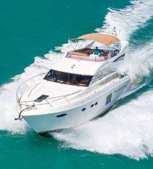 Яхта Princess 64, Самуи