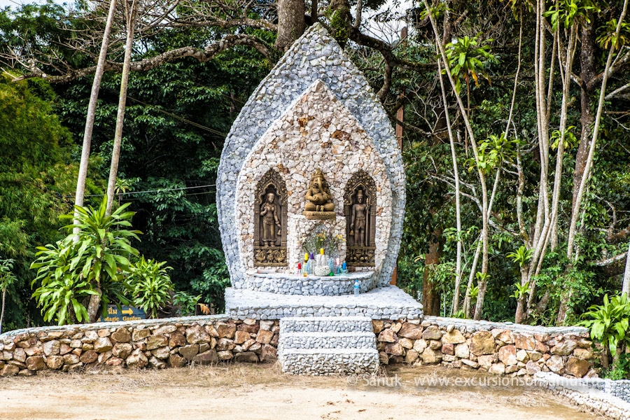 Индивидуальная обзорная экскурсия на минибасе, остров Самуи, Таиланд