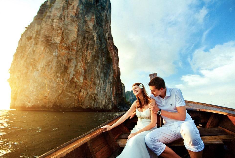 """Приватный круиз на лонгтейл лодочке с ужином в стиле """"канток"""", остров Самуи, Таиланд"""