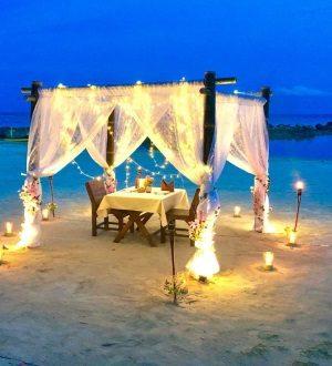 Романтический ужин, Самуи